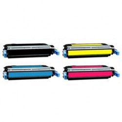 Pack 4 Toner HP...
