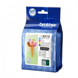 Brother LC3213 Pack de 4...