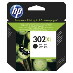 Cartucho de tinta HP 302XL...