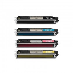 Pack 4 Toner CANON 729...