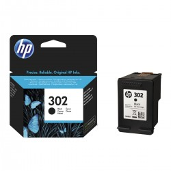 Cartucho HP 302 BK Original...