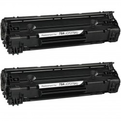 Toner HP CF279A  pack 2...